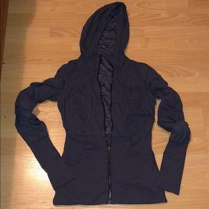 Lululemon reversible hoodie